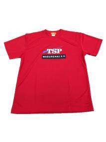 絆Tシャツ レッド